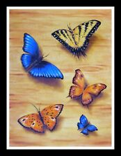 'Sitting Pretty', Beautiful Oil Painting: A Fantastic Gift Idea!