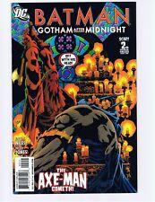 DC Comics, Batman: Gotham After Midnight #2 2008 - NM (Unread copy)
