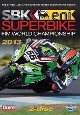 SUPERBIKE WORLD CHAMPIONSHIP REVIEW 2013 - SBK DVD