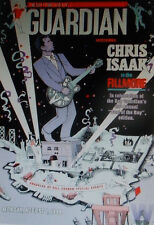 CHRIS ISAAK FILLMORE POSTER The Guardian 20th Anniversary PARTY Carol Lavelle