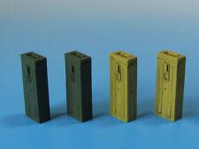 AMMO scatole a 7,5 cm kwk37 / Stuk 37 124 (PZKPFW III / IV, STUMMEL) #E 004 1/35 Eureka