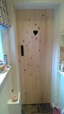 Shabby Chic Interior Cottage Door Tongue & Groove