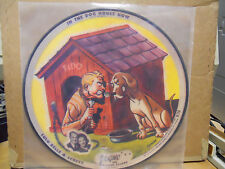 """LULU BELLE & SCOTTY - USED 10"""" LP PICTURE DISC - IN THE DOGHOUSE / SOME SUNDAY"""