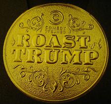 THE ROAST OF DONALD TRUMP COMEDY CENTRAL TICKET STUB + Billionaire SHOW BOOK