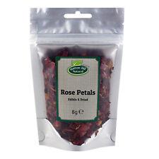 Rose Petals 8g - Edible & Dried