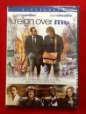Reign Over Me DVD Post 9/11 Anxiety Drama Midlife Crisis River Lakes Lawyer