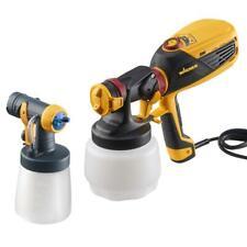 Wagner Handheld Paint Sprayer Adjustable Spray Width Air Flow Valve Electric