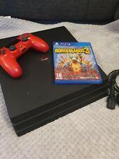 Sony Playstation 4 Pro 1TB consola de juegos-Negro