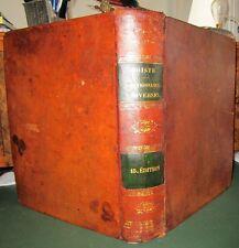 Dictionnaire universel de langue française-latin et étymologie (EO 1866) (Rare)