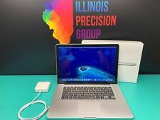 "MacBook Pro 15"" Pre-Retina | QUAD CORE I7 16GB 1TB SSD | 3YR WARRANTY | OS2019!"