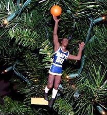 david ROBINSON us NAVY SPURS basketball NBA xmas ornament HOLIDAY jersey 50 vtg