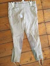 ARIAT Side Zip Horse Riding BREECHES * Youth sz 12 BEIGE VGC