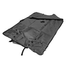 "VISM Rifle Case MOLLE Shooting Mat GRAY 66""x11""x1.75"" w/ 2 Removable Pouches"