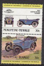 H161) Timbres Neufs MNH (Austin Seven Tourer) /NANUMEA-TUVALU/CARS-AUTOMOBILES