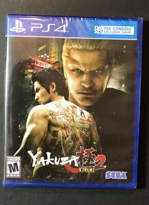 Yakuza Kiwami 2 (PS4) NEW