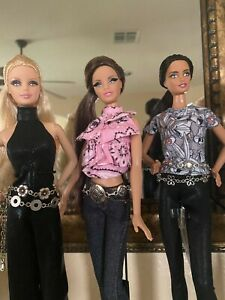 Handmade Accessories for Barbie - Chain Link Belt - Choose One
