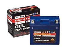 GEL-batteria yt12b-4 YAMAHA xj6 600 F DIVERSION ABS