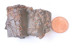 Pseudomorphose Limonit nach Pyrit, Spanien I-0132/I