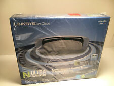 Cisco Linksys WRT610N Simultaneous Dual-N Band Wireless ROUTER PRE-OWNED
