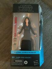 Star Wars black series Rey dark side