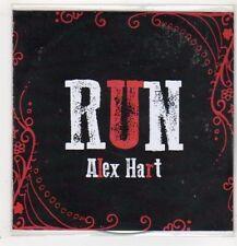 (GB999) Alex Hart, Run - 2014 DJ CD