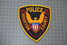 Old Houston County Texas Sheriff's Department Patch (T3)