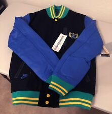Nike Destroyer Jacket Brazil World Basketball Festival All Star Sz Large