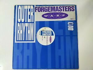 """Forgemasters – Track With No Name / Shall We... Warp Records, Outer Rhythm  12"""""""