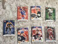 1999 Upper Deck Post Cereal Wayne Gretzky 7 different cards