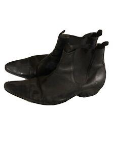 Ikon Original Mens Revolver Winklepicker Mod Beatle Boot Size 10 UK