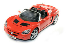 MAISTO OPEL SPEEDSTER DIE CAST MODEL 1/18 ORANGE NEW 31615