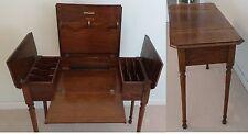 Edwardian Writing Desk Unusual Design