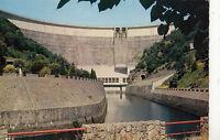 BF14313 le barrage de bort les orgues gorges de la dordo france front/back image