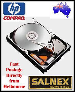 """HP/Compaq 250 GB 2.5"""" SATA HARD DRIVE Model: GJ0250EAGSQ HP Part No: 460427-001"""