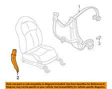 Chevrolet GM OEM 97-04 Corvette Seat Belt-Buckle End Right 12458065