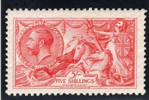 1913 Great Britain. SC#174. SG#401. Mint, Lightly Hinged, VF.