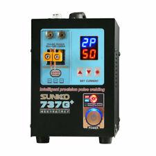 Sunkko Spot Welder 737g For 1865014500 Battery 1200a Max Welding Current 110v
