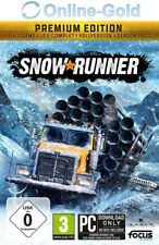 SnowRunner - Premium Edition - Epic Games Key - PC Game Digital Code [DE/EU]