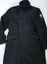 Musterbrand World of Warcraft Wool Coat Grey Mens Size Xl Blizzard Entertainment