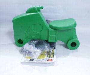 John Deere Sit-N-Scoot Tractor open box complete