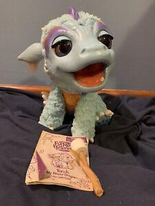 Hasbro FurReal Friends Torch My Blazin' Dragon - Blue