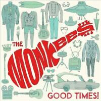 LP-MONKEES-GOOD TIMES NEW VINYL