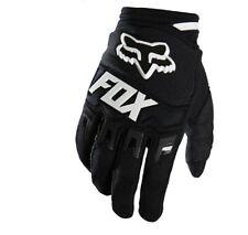 2020 Fox Racing Dirtpaw Gloves Motocross Dirtbike Mens Riding Gear BLACK USA