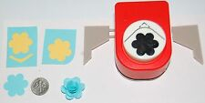 Medium Flower-Corner Paper Punch 6 Petal Quilling-Scrapbook-Cardma king