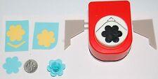 Medium FLOWER-Corner Paper Punch 6 Petal Quilling-Scrapbook-Cardmaking