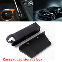 Multifunctional Car Seat Storage Box Cup Drink Holder Unbelievable leather Style