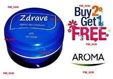 Aroma Cream Zdrave Buy 2 Get 1 FREE Zinc Oxide Against Skin Irritatons – 30g