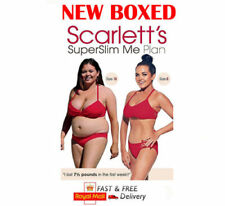Scarlett's Super slim Me Plan Fitness Video Home New Boxed NEW UK REGION 2 DVD