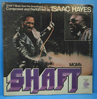 ISAAC HAYES SHAFT SOUNDTRACK 2X LP 1971 ORIGINAL PRESS NICE CONDITION VG/VG!!B