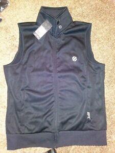 Official UFC Softshell Vest Large